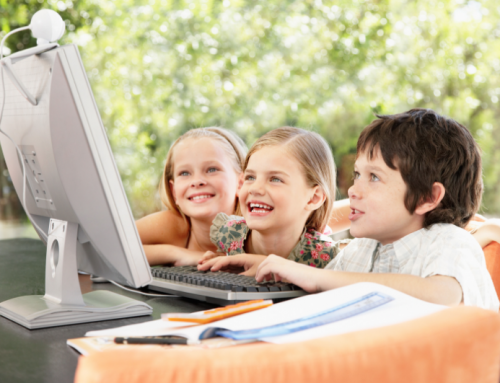 Establishing Healthy Online Habits For Your Children